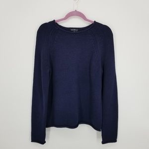 J CREW Mercantile Rolled Neck Pullover NEW!